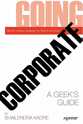 Going Corporate By Kadre, Shailendra